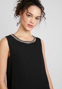 Vila - Day dress - black - 5
