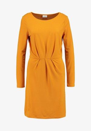 Day dress - golden oak