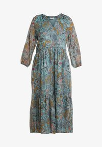 Vila - Maxi dress - oil blue - 4