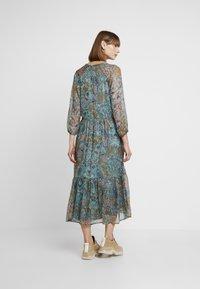 Vila - Maxi dress - oil blue - 3