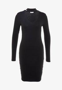 Vila - Denní šaty - black - 5