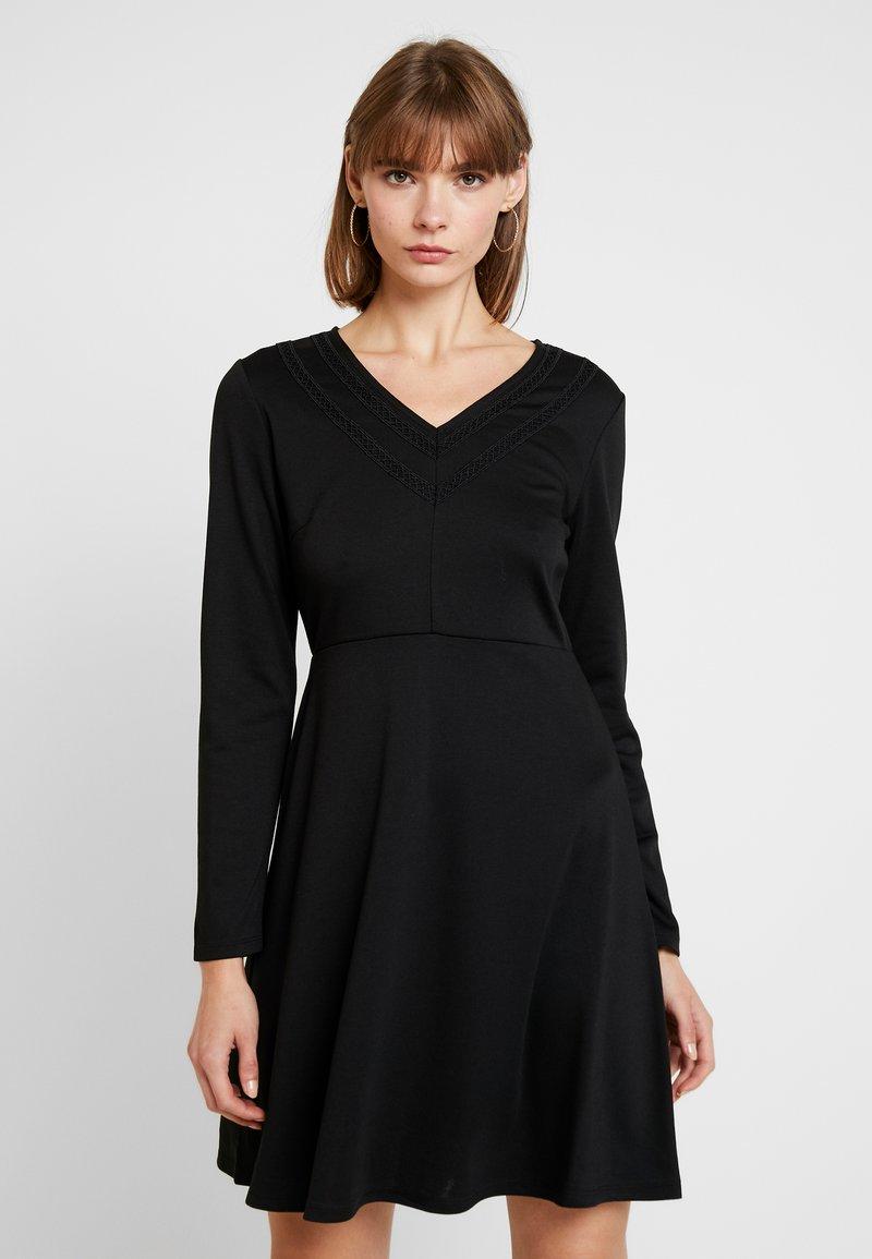 Vila - Vestido informal - black