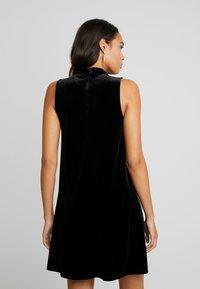 Vila - Denní šaty - black - 3