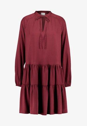 VIAMELIAN  - Day dress - tawny port