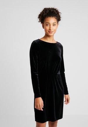 VIMINNY DETAIL DRESS - Cocktailjurk - black