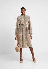 Vila - VIHAFA DRESS - Day dress - java - 2