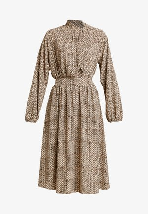 VIHAFA DRESS - Denní šaty - java