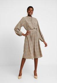 Vila - VIHAFA DRESS - Day dress - java - 0