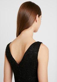 Vila - VIGINA DRESS - Cocktailkjoler / festkjoler - black - 3