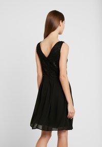 Vila - VIGINA DRESS - Cocktailkjoler / festkjoler - black - 2