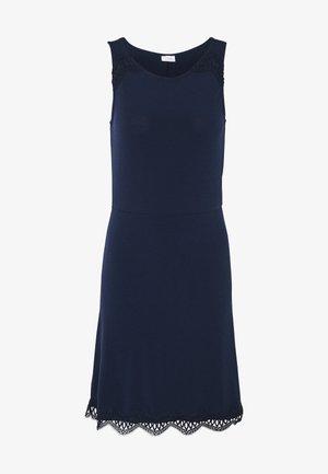 VIJANICE DRESS - Žerzejové šaty - navy blazer