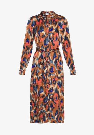 VIJOLIE MINDA SHIRT DRESS - Robe d'été - rawhide/minda