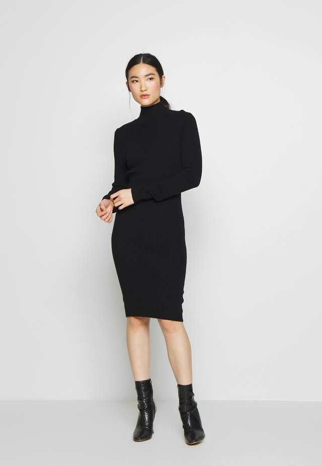 VIANDENA  - Jumper dress - black