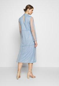 Vila - VIKOTTA MIDI DRESS - Cocktail dress / Party dress - ashley blue - 2