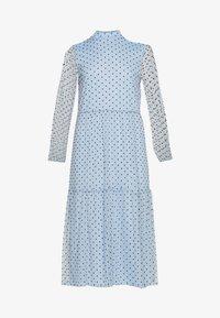 Vila - VIKOTTA MIDI DRESS - Cocktail dress / Party dress - ashley blue - 5