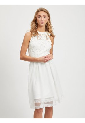 Cocktail dress / Party dress - snow white