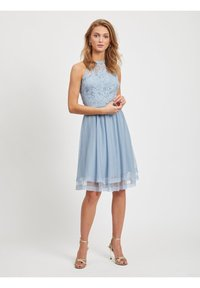 Vila - Cocktail dress / Party dress - ashley blue - 1