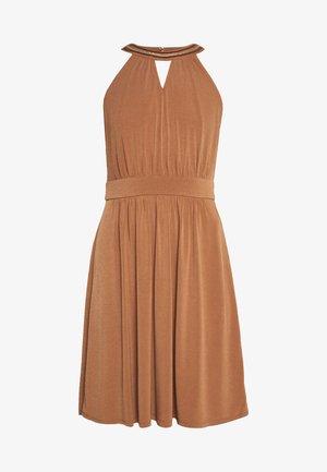 VIROSA PEARL KEYWHOLE DRESS - Cocktail dress / Party dress - rawhide