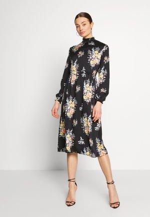 VIALBA NEW DRESS - Denní šaty - black