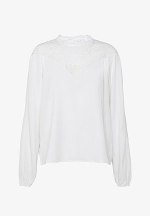 VISUVITA  - Blouse - white alyssum