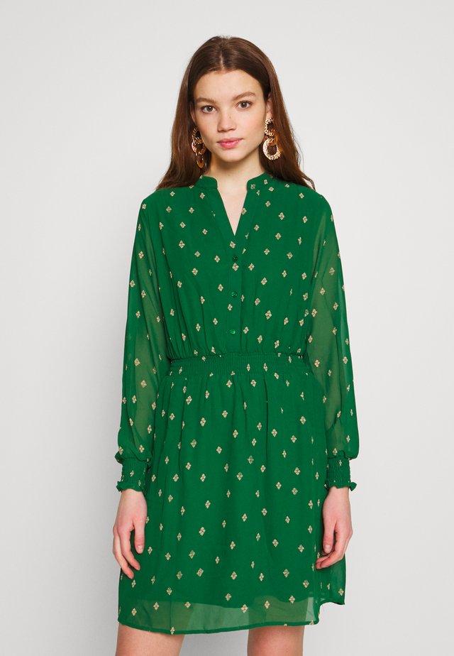 VISUNEMA DRESS  - Shirt dress - eden