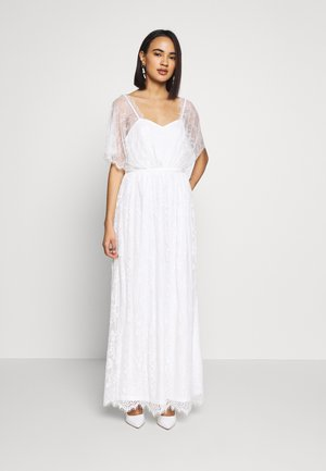 VIKOSMA MAXI DRESS - Occasion wear - cloud dancer