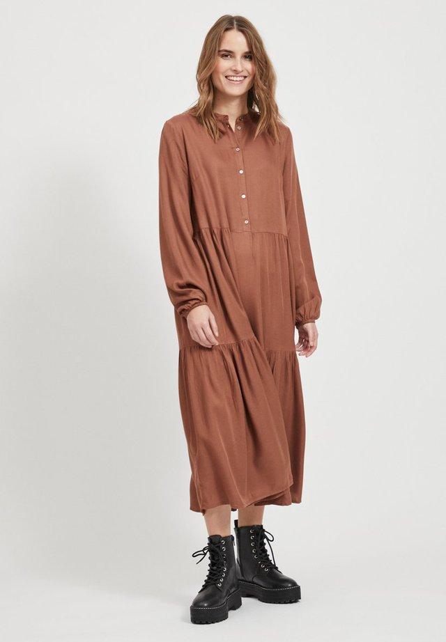 Maxiklänning - light brown