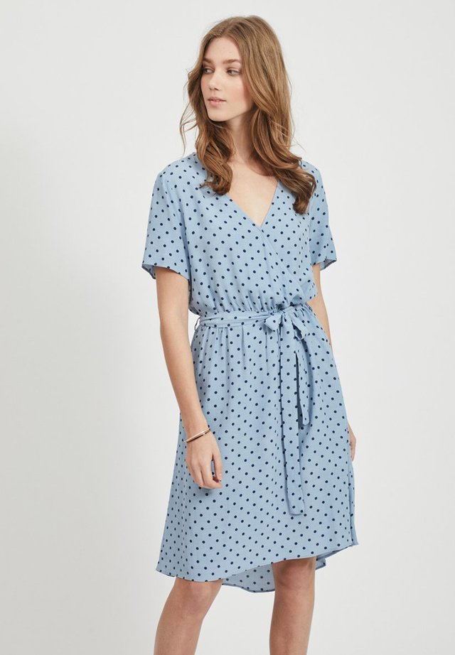 VIPRIMERA - Sukienka letnia - ashley blue 1