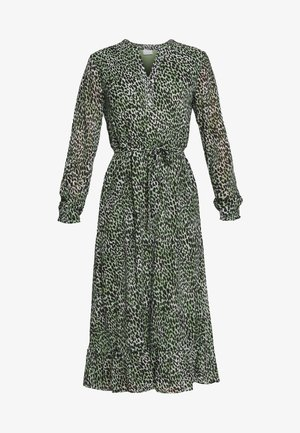 VIJEMOCARLIA MIDI DRESS - Vestido informal - loden frost