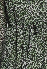 Vila - VIJEMOCARLIA MIDI DRESS - Day dress - loden frost - 5