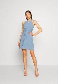 Vila - VIMILINA - Denní šaty - ashley blue - 1