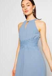 Vila - VIMILINA - Denní šaty - ashley blue - 3