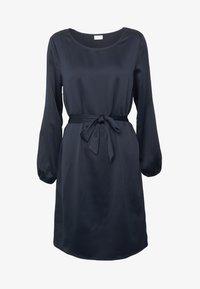 Vila - VILOPEZ BELT DRESS - Robe d'été - navy blazer - 4