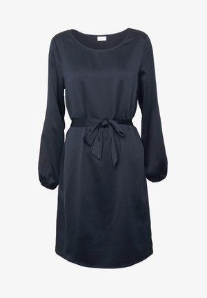 VILOPEZ BELT DRESS - Kjole - navy blazer