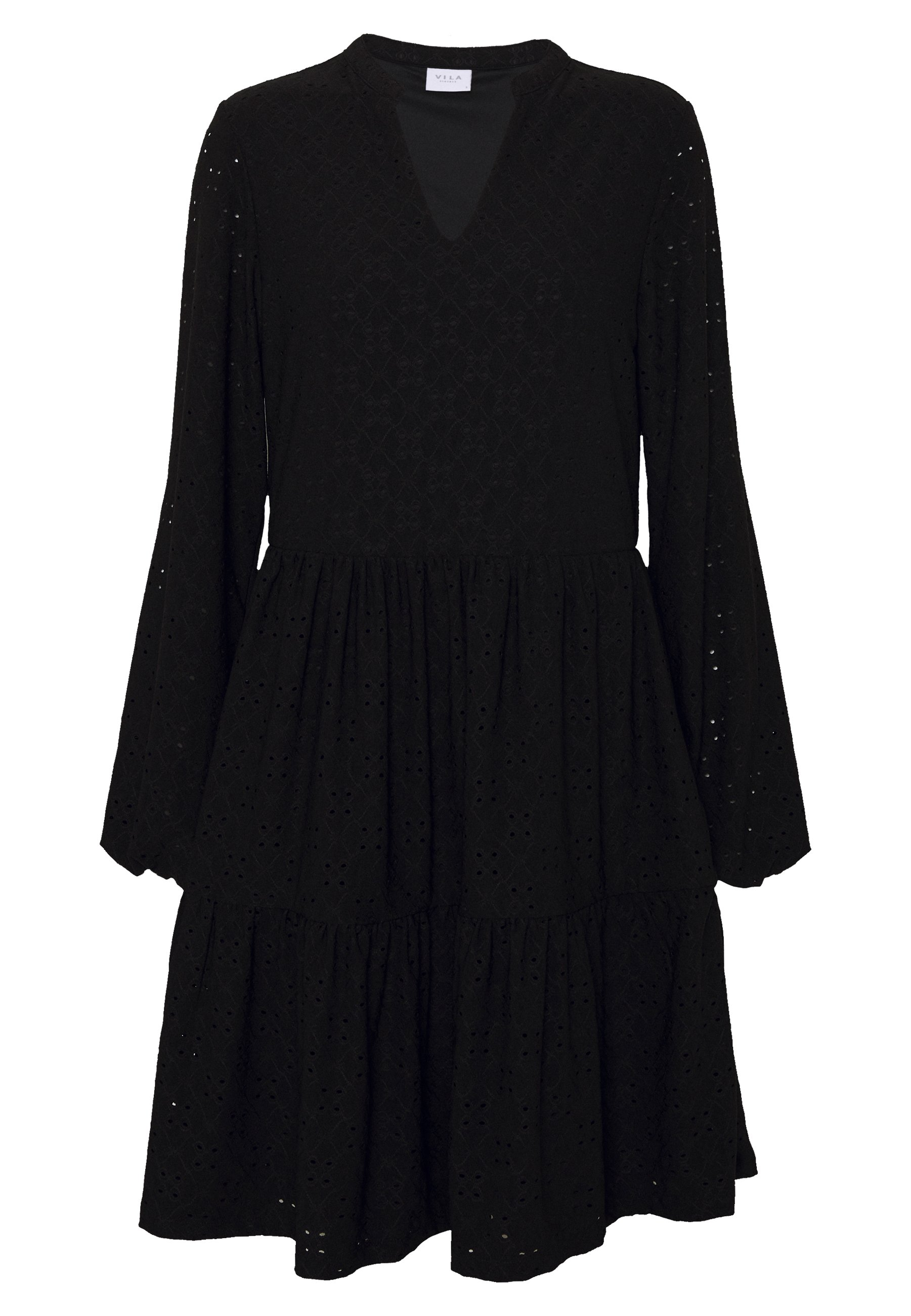 Vila Vikawa Dress - Vardagsklänning Black