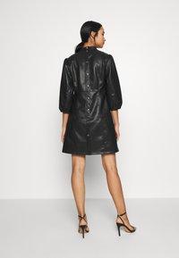 Vila - VIPUMIDA  - Denní šaty - black - 2