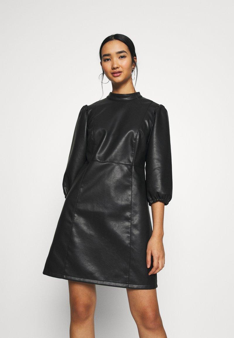 Vila - VIPUMIDA  - Denní šaty - black