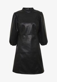 Vila - VIPUMIDA  - Denní šaty - black - 5