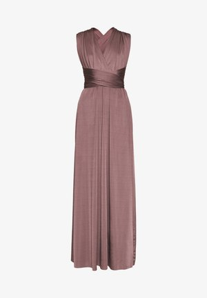 VICAMILLO MULTI FUNCTIONAL  - Maxi dress - grape shake