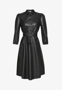 Vila - VIDARAS 3/4 DRESS - Shirt dress - black - 5