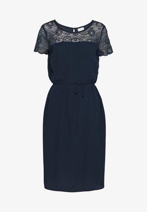 VIMERO LACE - Day dress - blue