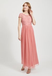 Vila - Occasion wear - brandied apricot - 2