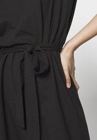 Vila - VIDREAMERS DRESS - Jerseyjurk - black - 5