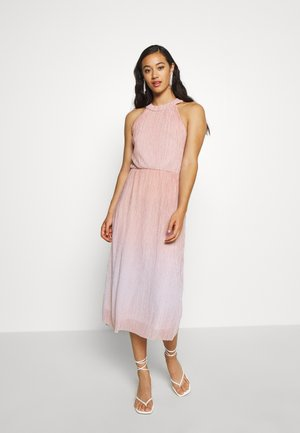 VILEGA MIDI DRESS - Cocktailjurk - pale mauve/purple