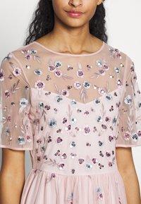 Vila - VIFANTASY DRESS - Sukienka koktajlowa - pale mauve - 6