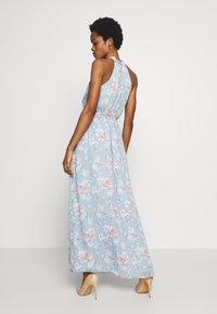 Vila - VISMILLA MAXI DRESS - Iltapuku - ashley blue - 2