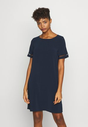 VILAIA DRESS - Korte jurk - navy