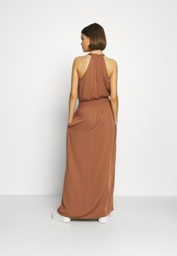 Vila - VISUVITA ANCLE DRESS - Suknia balowa - rawhide - 2