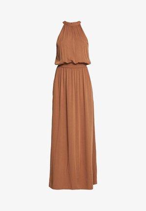 VISUVITA ANCLE DRESS - Společenské šaty - rawhide
