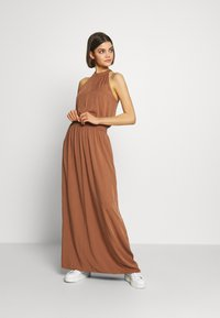 Vila - VISUVITA ANCLE DRESS - Suknia balowa - rawhide - 1